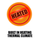 Built-in Heated Thermal Climate